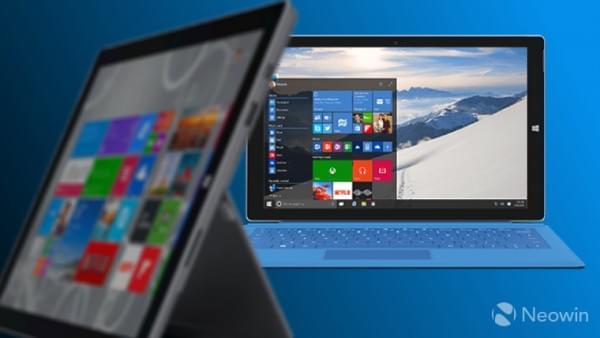 Windows 10订阅用户可免费升级Windows 7/8.1设备的照片