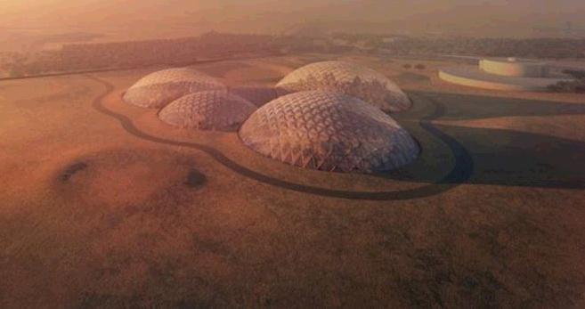 迪拜计划投资1.4亿美元建造模拟火星城市