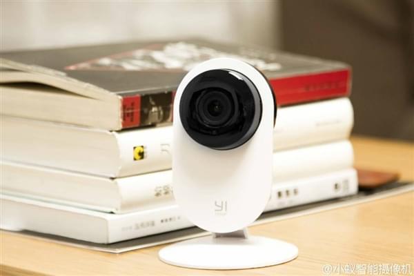 小蚁新款智能摄像机大升级169元发布的照片 - 3