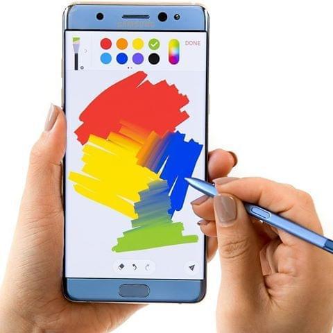 新版手机已出货 三星回应Note7航空禁飞令
