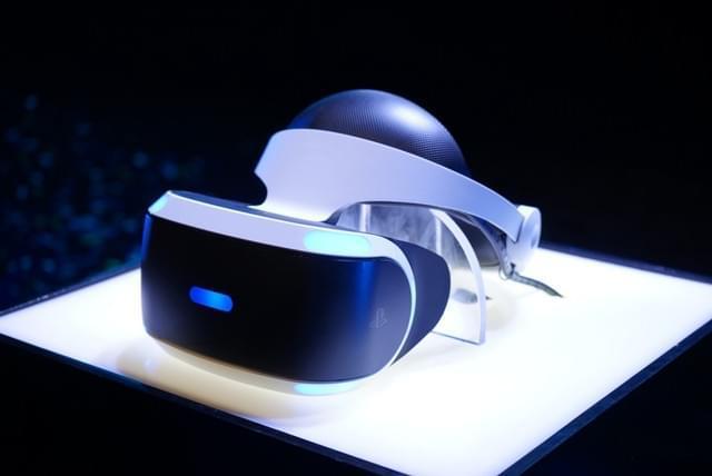 索尼申请新专利旨在改善VR追踪技术