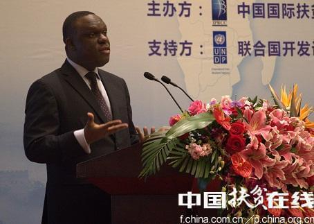 坦桑尼亚驻华大使姆贝尔瓦·凯鲁基
