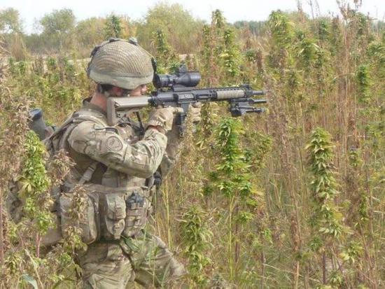 英军每年丢失大量武器装备 连健身器材都有人偷