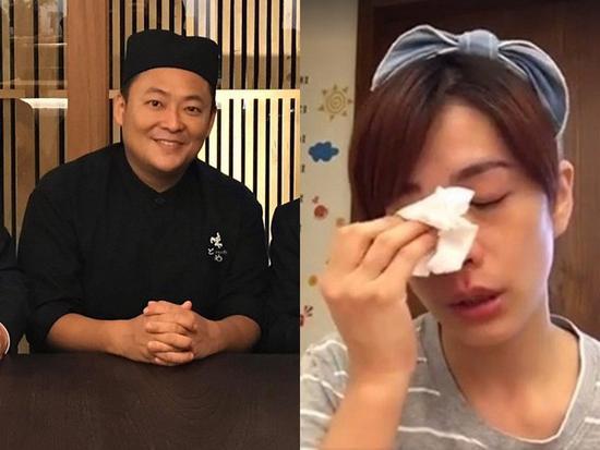 柯以柔决心与郭宗坤离婚 调解庭争三子监护权