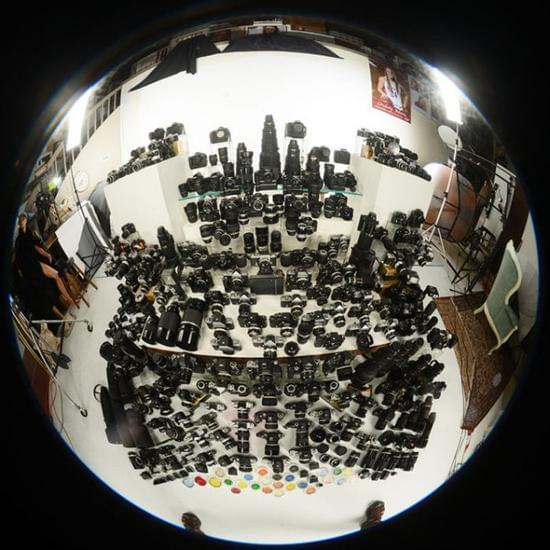 见识何为铁粉 摄影师尼康器材总价超八十万元的照片 - 5
