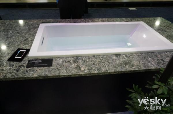 CES 2018探馆:科勒率先进入卫浴智能互联时代