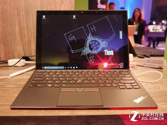 轻薄更实用 ThinkPadX1 Tablet京东有售