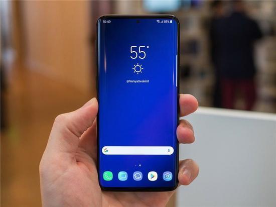 三星Galaxy S10能做到一些其他手机做不到的事情