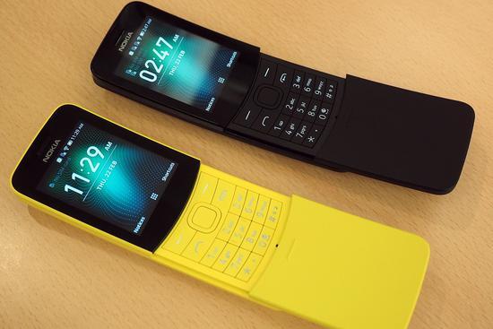 复古功能机热卖,诺基亚手机能重拾辉煌吗?