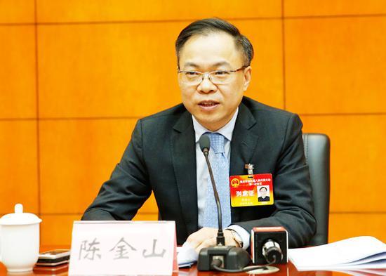 陈金山:去年重庆战略性新兴制造业产值增长32.6%