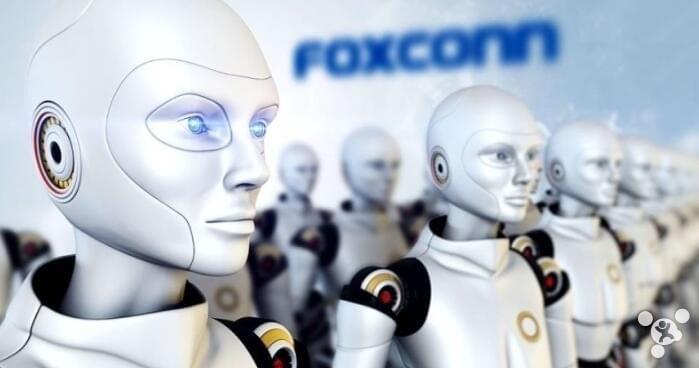 富士康部署机器人生产iPhone?分三个阶段