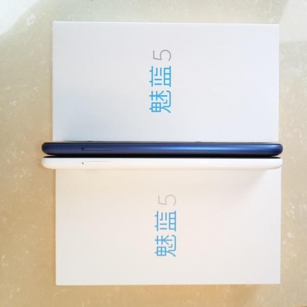 """魅蓝5""""宝石蓝/冰河白""""上手:开箱 / 跑分 / 兼与魅蓝U10对比的照片 - 36"""