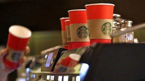 星巴克被诉咖啡缺斤短两 在奶沫上做文章
