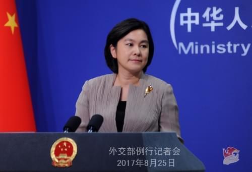 外交部回应美逮捕中国公民:反对非法网络活动