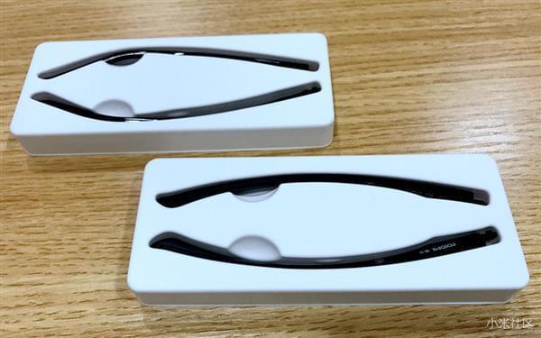 小米生态链新品防蓝光眼镜亮相:仅21克的照片 - 8