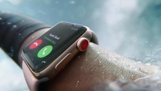 苹果手表3Q预计销量400万:假日有望爆发