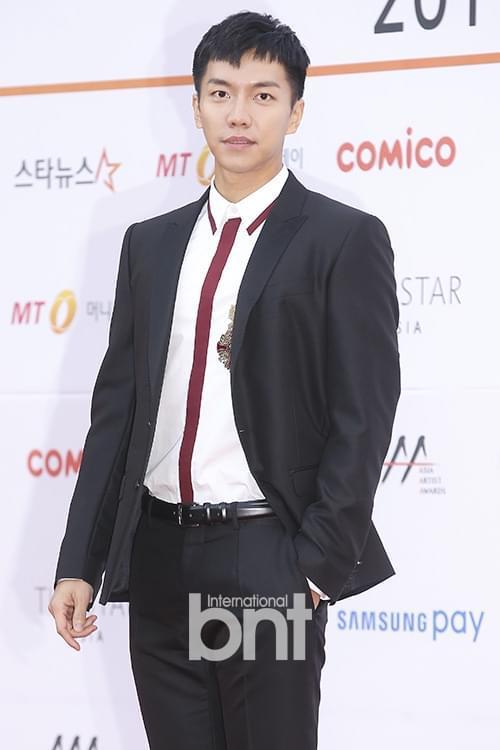 传李昇基将出演SBS新综艺 官方回应尚未确定