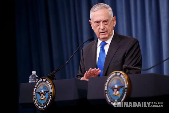国防部长马蒂斯将离职?特朗普政府竟有这么多高官不干了!