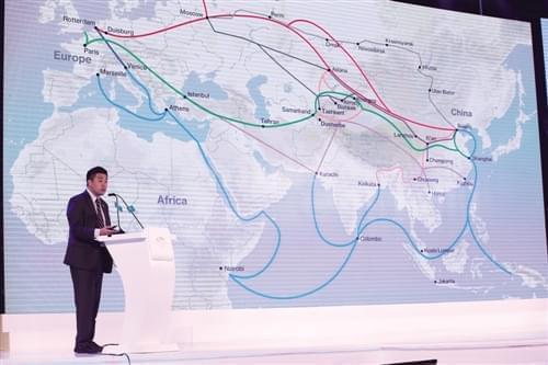 """产业向左、旅游向西:""""一带一路""""旅游新机遇"""