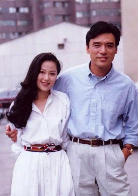 章小蕙和前夫钟镇涛