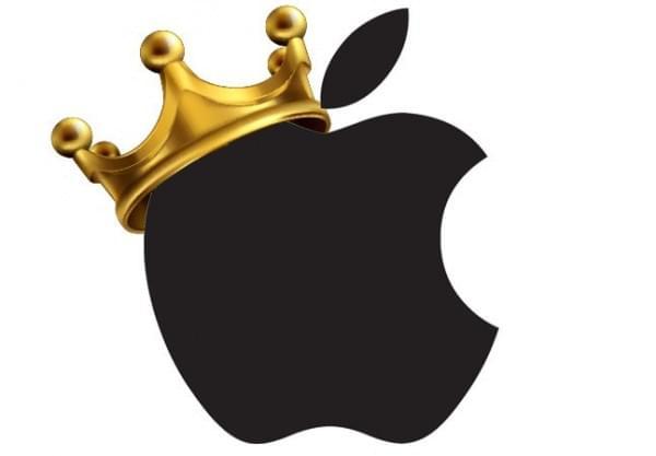 美国最受欢迎品牌排行:苹果第一 微软第二的照片 - 3