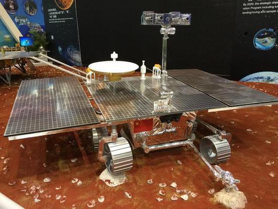 中国将在2020年发射首个火星探测器 还准备探木星