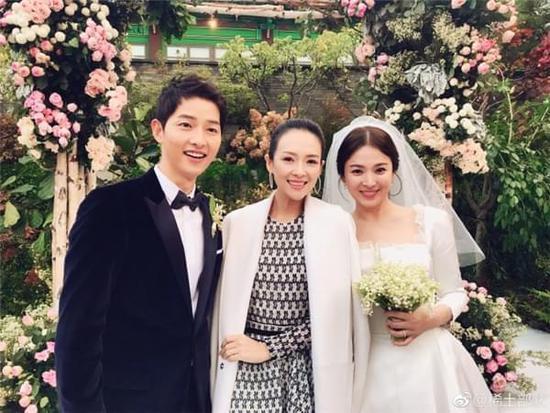 韩媒指责中国媒体偷拍双宋婚礼 竟是汪峰公司