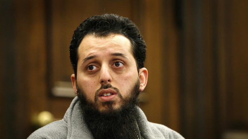 """美国9·11恐袭""""帮凶""""将提前获释 被遣返至摩洛哥"""
