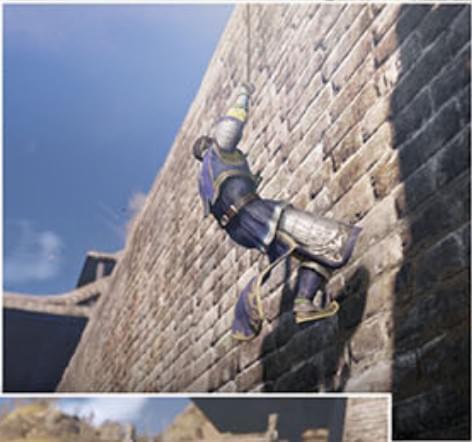 《真三国无双8》首批截图公布的照片 - 32