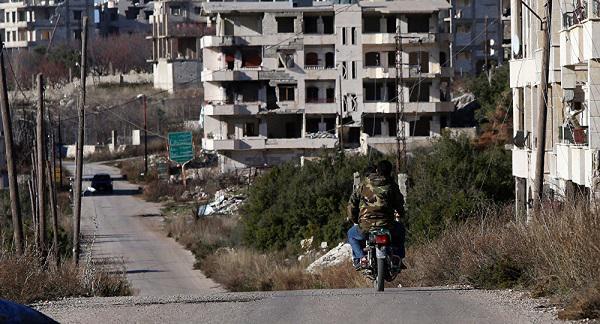 武裝分子襲擊敘利亞政府軍 致至少18名軍人死亡