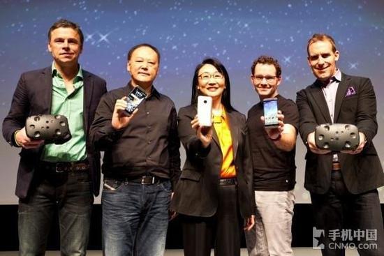 HTC VR设备