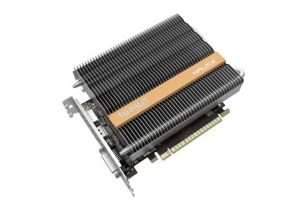 厌倦风扇噪音?同德推出 GTX 1050 Ti 被动式显卡散热器的照片 - 1