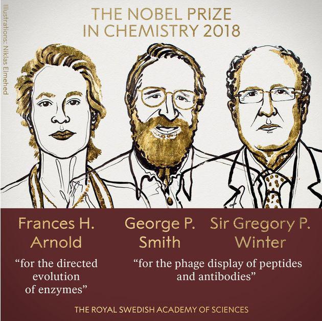 诺贝尔化学奖被生物学家抢走 最尴尬一幕在1998年