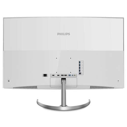 """飞利浦发布""""全球最大的4K曲面显示器"""" 大小为40英寸的照片 - 3"""