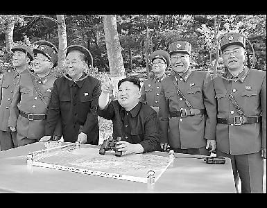 """核武器--西方媒体起底朝鲜""""核智囊"""":三人享受殊荣"""