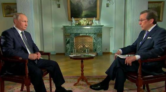 普京见特朗普后告诉美媒:西方孤立俄的努力失败了