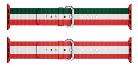 迎奥运会:这14款Apple Watch限量表带只在里约限量出售