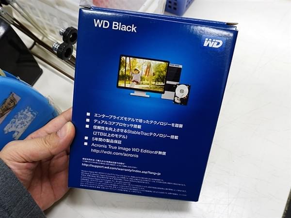 西数6TB黑盘升级版悄然开卖:更快,更省电的照片 - 2