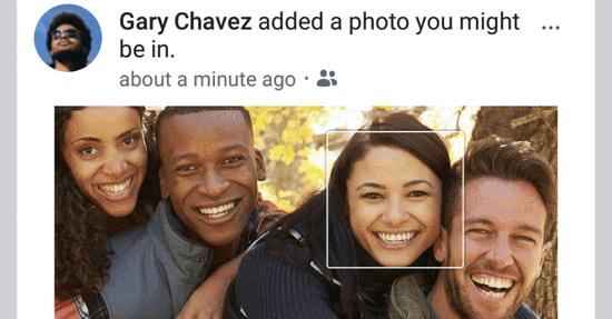 FB推新功能保护隐私:他人上传照片有你就通知你