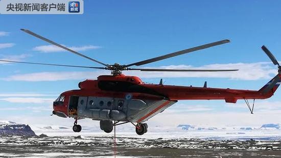 阿根廷总统专机因机体结冰致紧急迫降 机上有13人