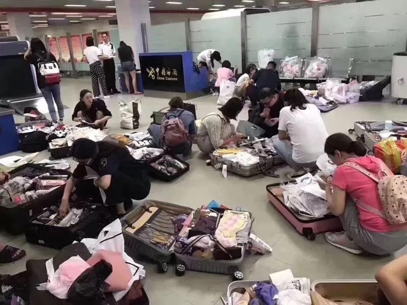 """机场海关""""严查代购""""引猜测 上海海关:正常执行规定"""