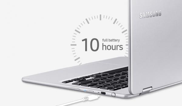 三星新Chromebook笔记本曝光:支持360度旋转、配备触控笔的照片 - 7