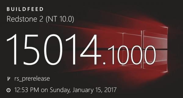 Windows 10 Build 15014详细上手的照片 - 1