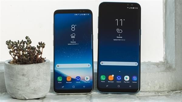三星S8成史上最脆皮手机:轻轻一跌惨不忍睹的照片 - 1