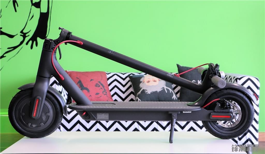 看看这车溜不溜:小米米家电动滑板车体验评测的照片 - 9