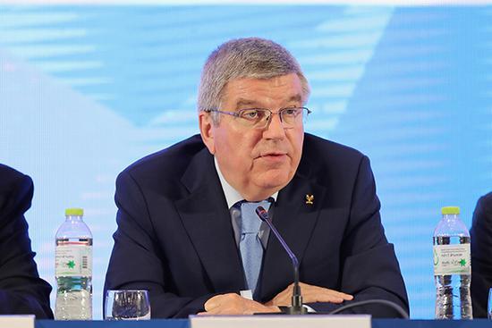国际奥委会主席:朝保证将参加东奥会和北京冬奥会