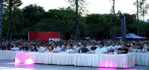 《星光大道》泸州决赛 20组选手晋级四川省总