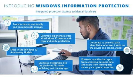 Windows 10周年更新将上线信息保护WIP新服务的照片 - 1