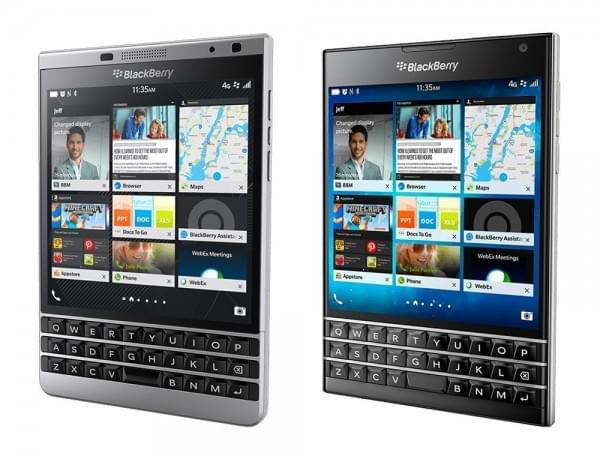 TCL透露新款QWERTY键盘黑莓智能手机的照片 - 2