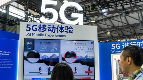 5G商用进入倒计时,国产手机能否借机赶超苹果三星